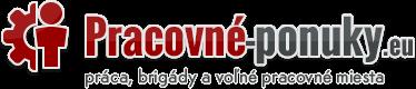 Pracovné ponuky - logo